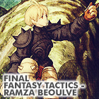 the forgotten hero: FFT - Ramza Beoulve
