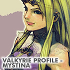 Never Stop Dreaming: Valkyrie Profile - Mystina
