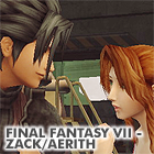 before the rain: FFVII - Zack/Aerith