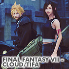 after the fire: FFVII - Cloud/Tifa