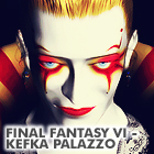 Light of Judgment: FFVI - Kefka Palazzo