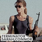 but what we make: Terminator - Sarah Connor