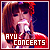 Ayu - Concerts of